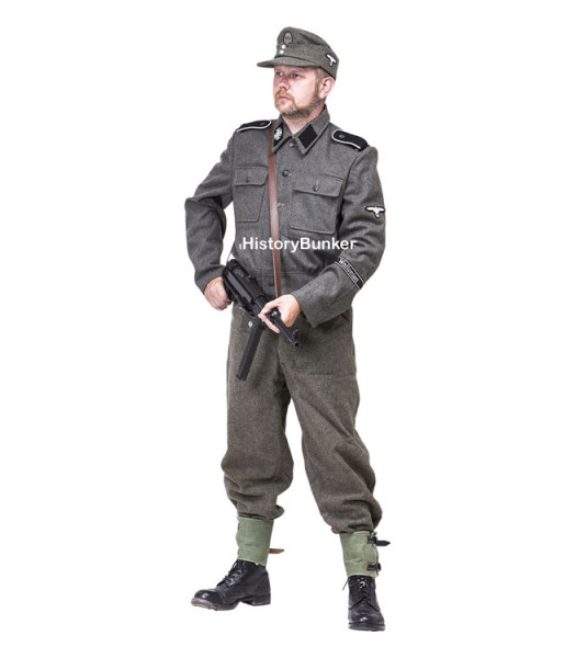 WW2 German M44 uniform package