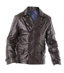 Hans Joachim Marseille Leather Jacket