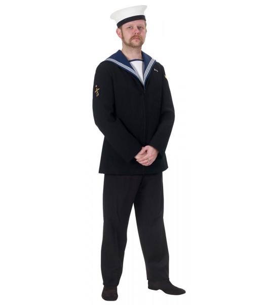 Royal Navy Sailor uniform for hire