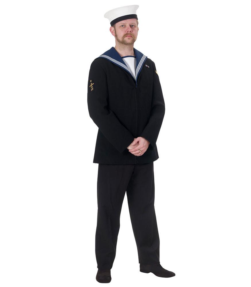 Sailor In Uniform 54