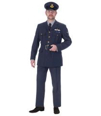 British RAF uniform Flight Officer rank FOR HIRE