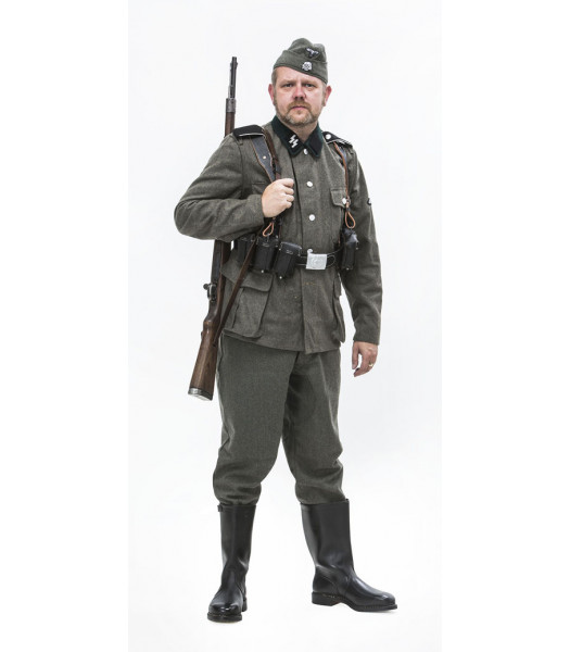 SS Guard uniform - WW2 German uniform FOR HIRE