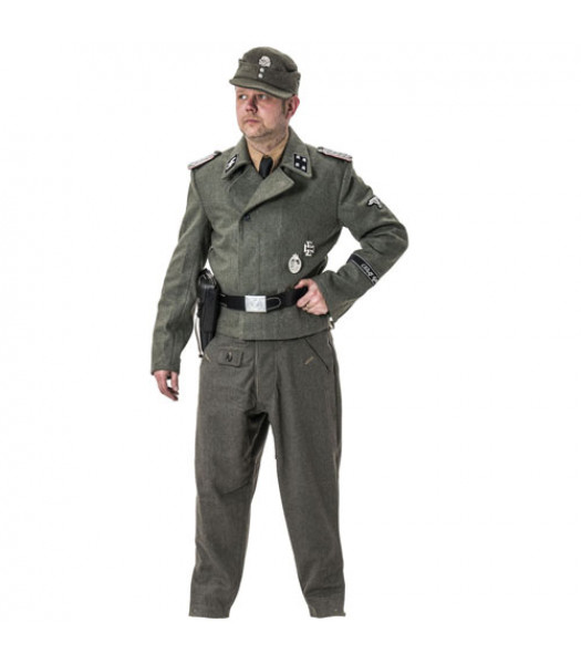 WW2 German SS Panzer Uniform