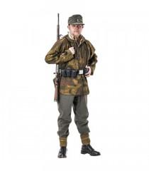WW2 German Heer Tan And Water Smock