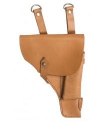 WW2 Soviet Red Army leather Tokorev pistol holster