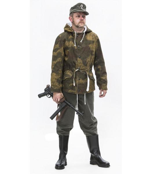 WW2 German WW2 Tan and Water reversible winter uniform