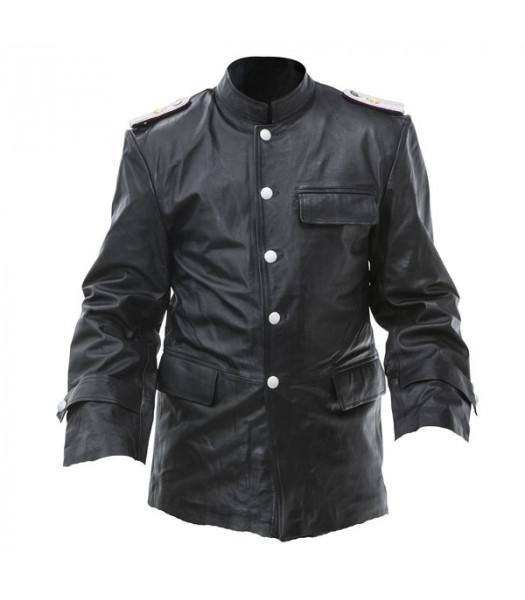 WW2 Michael Wittmann leather jacket