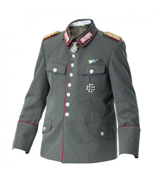 WW1 German Bavarian General Tunic