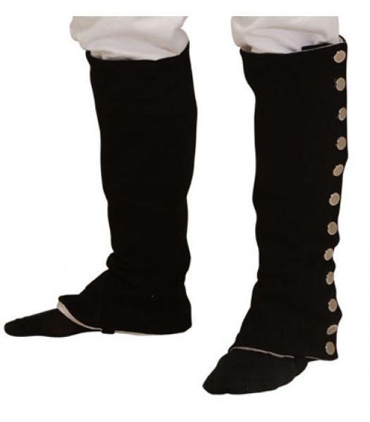 Napoleonic uniforms - British or French Napoleonic 12 button gaiters