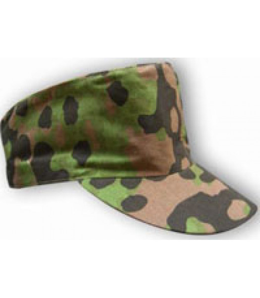 Waffen SS Plain Tree Field Cap (Sping Version)