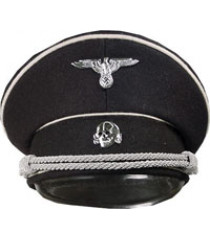 SS Allegemeine Officers Visor cap