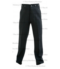 British Edwardian and Victorian Police Trousers