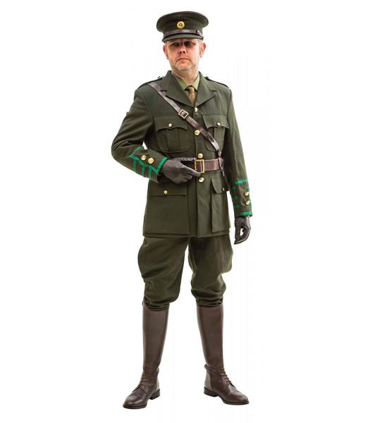 Irish Volunteers officer Uniform 1916 Easter Rising