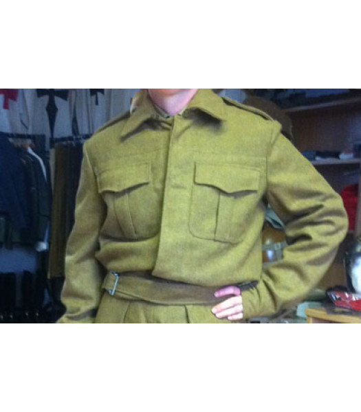 WW2 Ladies ATS battle dress field blouse
