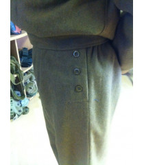 WWII ladies ATS battle dress trousers