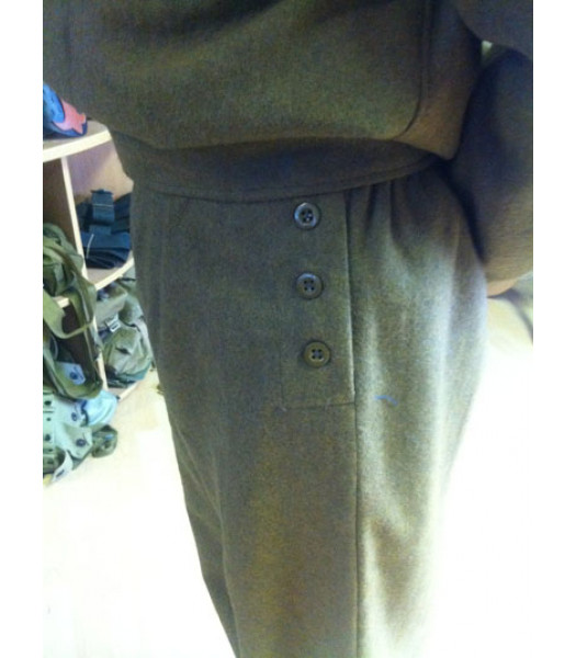 WWII ladies ATS battle dress trousers