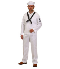 "US Navy ""Cracker"" sailor uniform - Tropical FOR HIRE"