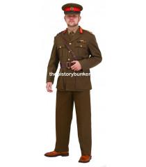 WW2 British Staff Officer Uniform Package