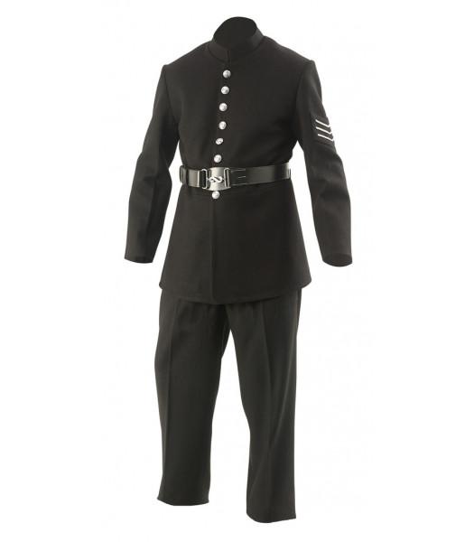 British Victorian Police Uniform Circa 1888 With Belt