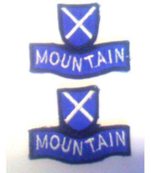 53rd Highlanders - 1 Pair