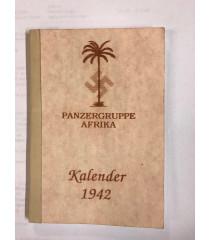MILITARY PROP HIRE - DAK Afrika Korps notebook