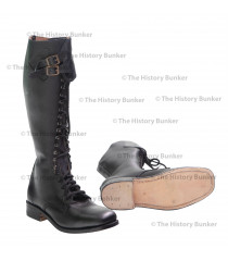 WW2 German SA Kampfzeit Boots - black