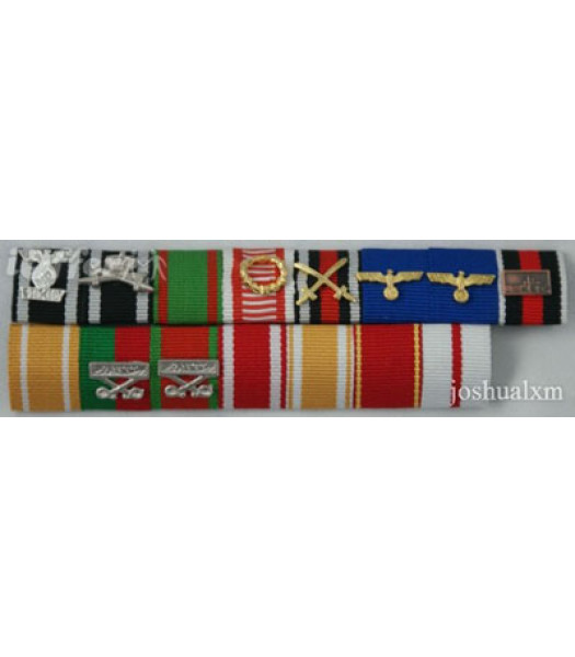 Doenitz Ribbon Medal Bars