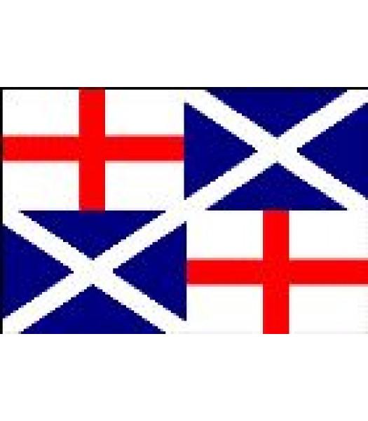 British Naval Flag 1659