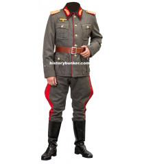 WW2 German army Heer General uniform package - wool