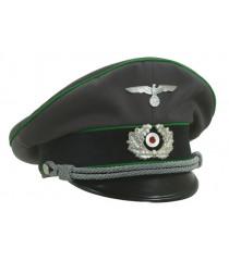 WW2 Heer Gebirgsjager - German Officers Cap