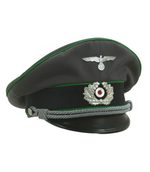 WW2 Heer Gebirgsjager - German Officers Cap