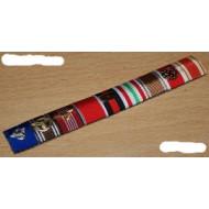 Reynhard Heydrich ribbon medal bars