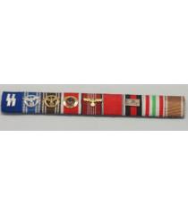 Himmler Ribbon Medal Bars
