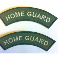 Home Guard Shoulder Titles
