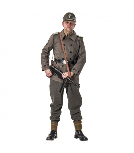 WW2 German Mountain troop Gebirgsjager uniform