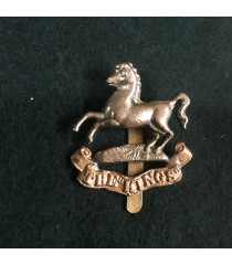 Livepool Kings regiment cap badge WW1