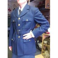 WWII ladies WAAF service dress tunic
