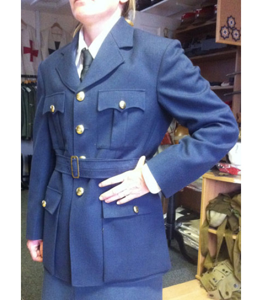 WWII ladies WAAF service dress tunic