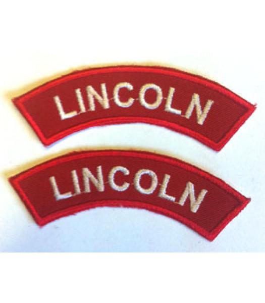 Lincoln Shoulder titles