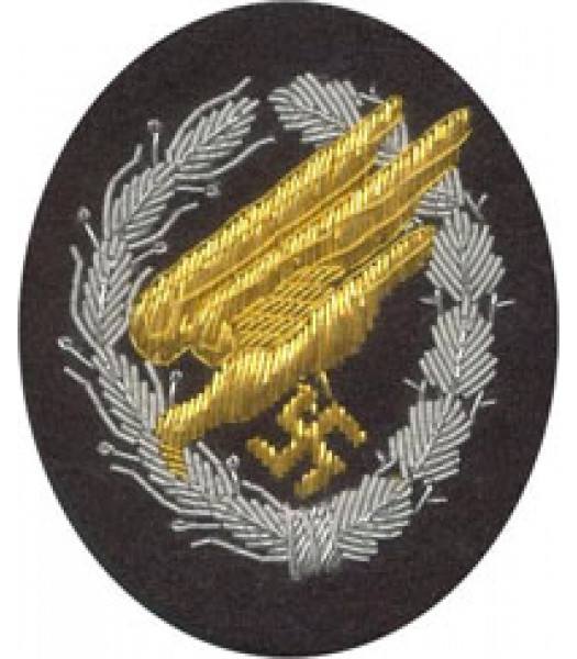 Luftwaffe Officer Cloth badge