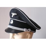 SS m32 tricot visor - WW2 German officers cap