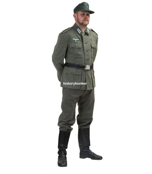 WW2 German Army uniform package FOR HIRE