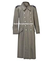 German M40 Field Grey Overcoat