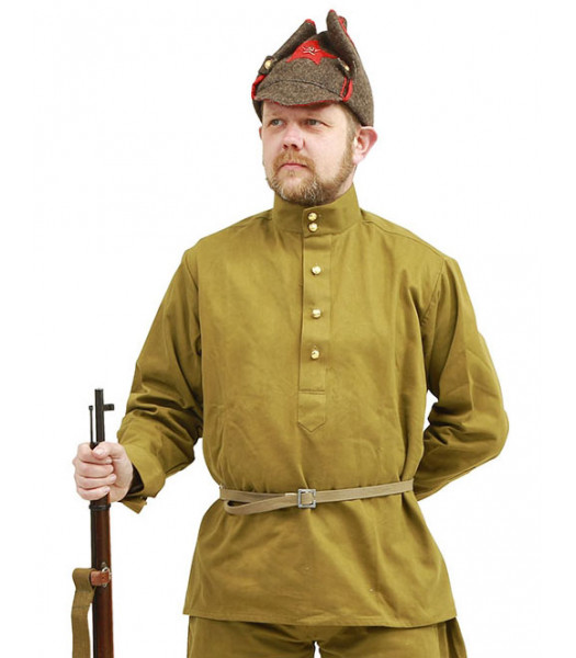 Soviet Red Army M43 EM Tunic