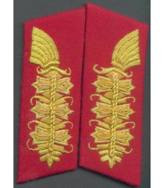 Heer Army Field Marshall Collar Tabs