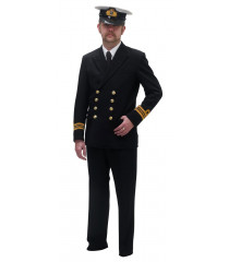 Royal Navy Officer uniform for hire