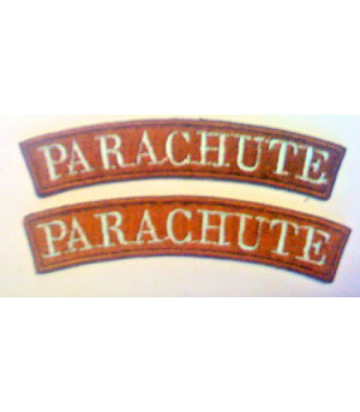 PARA shoulder titles - 1 pair