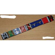 Paulus ribbon medal bars