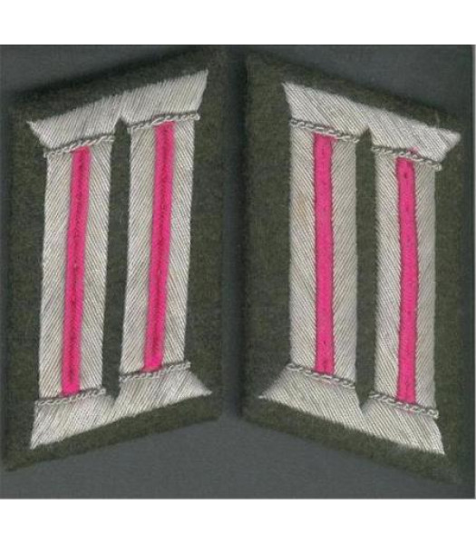 Panzer Officer Collar Tabs