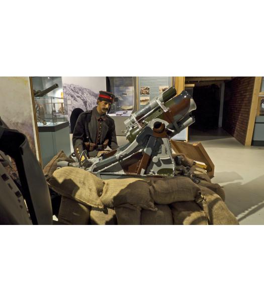 WW1 P07/10 Imperial German Soldier TUNIC - ww1 german tunic